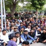 राजस्थान में इस भर्ती को लेकर एक बार फिर से 'हल्ला बोल'