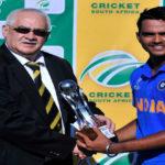 इंडिया अंडर 19 टीम ने जीत से किया सीरीज का आगाज..