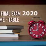 ICAI ने CA-2020 का परीक्षा शेड्यूल किया जारी, देश के बाहर 5 परीक्षा केंद्र
