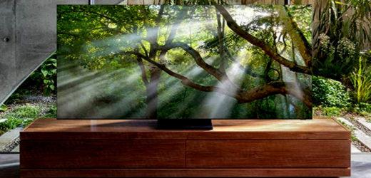 सैमसंग ने पेश की वर्ल्ड की सबसे पतले फ्रेम की 8K टीवी की पहली झलक..