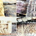 अयोध्या में रामलला परिसर में खुदाई के दौरान निकला शिवलिंग, ये मूर्तियां भी मिलीं